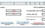 Путевой лист легкового автомобиля (на основе формы n 3) с 1 марта 2020 г. — образец