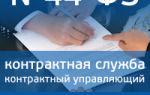 Формирование и размещение планов закупок и планов-графиков закупок по 44 фз