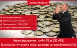 Привлечение казенным предприятием соисполнителей по контракту по 44 фз