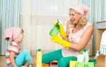 Какие обязанности могут быть у детей в семье