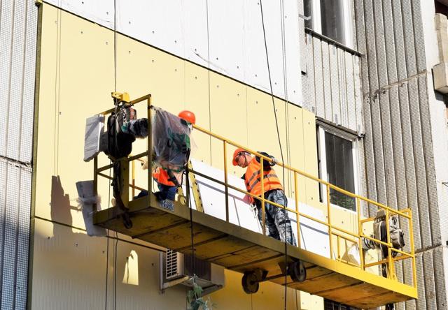 Капитальный ремонт арендованногоздания, сооружения, помещения