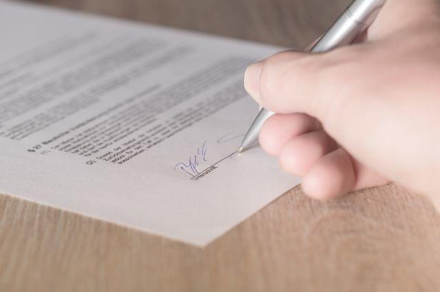 Последствия подписания договора неуполномоченным лицом