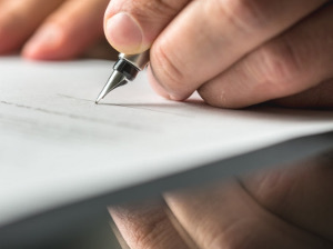 Соглашение о замене стороны в договоре - образец
