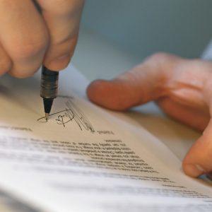Договор дарения жилого дома и земельного участка - образец