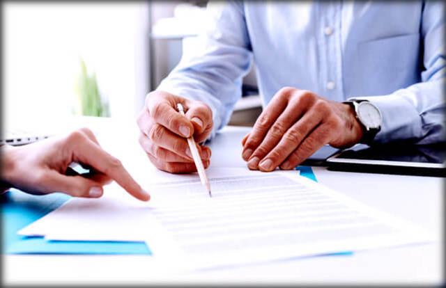 Получение оплаты по договору поставки