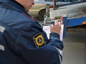 Акт осмотра транспортного средства - образец