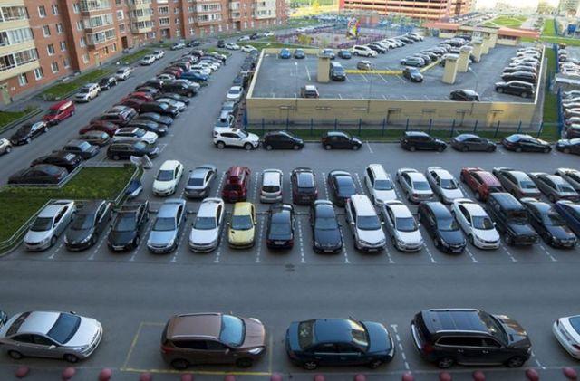 Как узаконить место для парковки возле дома