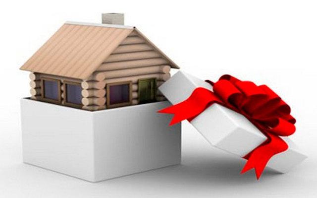 Дарение между близкими родственниками налогами не облагается - договор